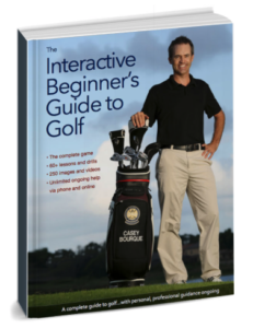 Casey Bourque Beginners Guide to Golf